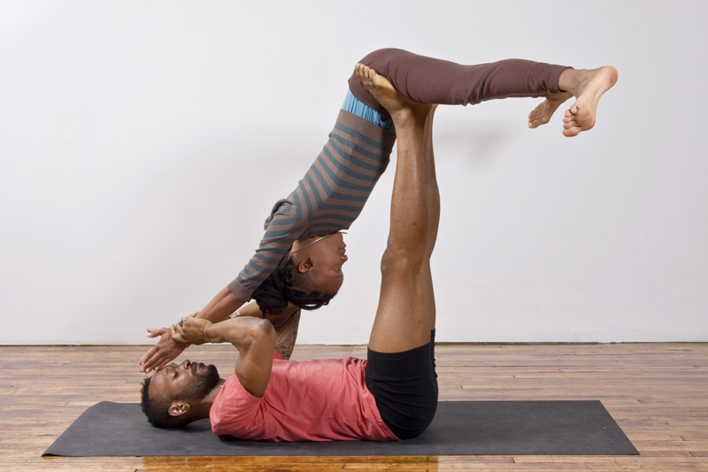 Yoga Poses For 2 People