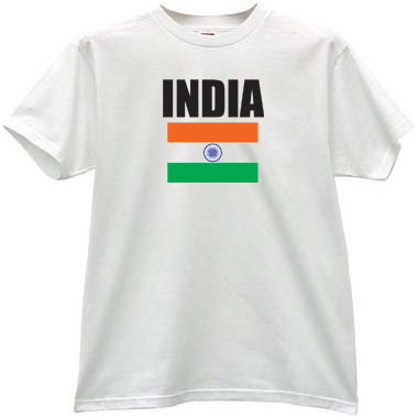 "Ultimate yoga badge: ""Yeah, I got this shirt in India."""