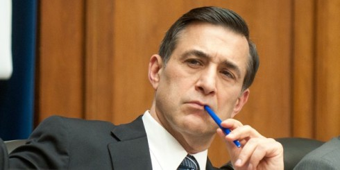 Darrell Issa is SO blessed.
